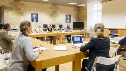 Salles de réunion du Cncs